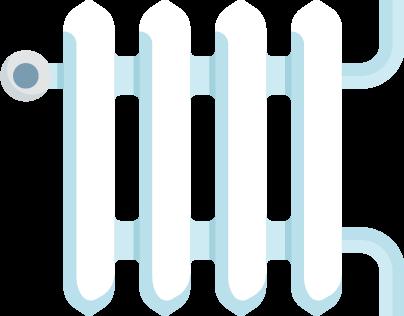 radiateur-flat